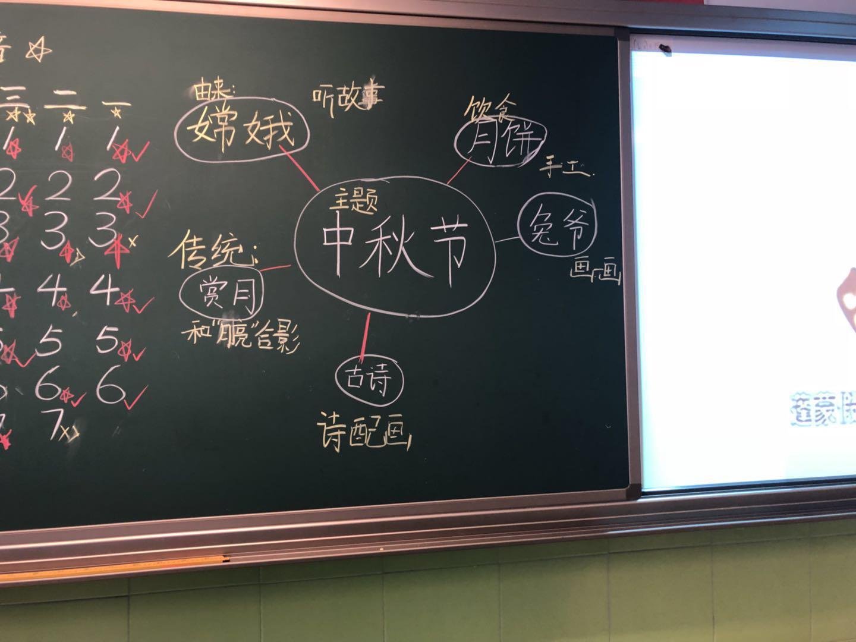 【诗配画】中秋月_辽宁侯明辉_新浪博客